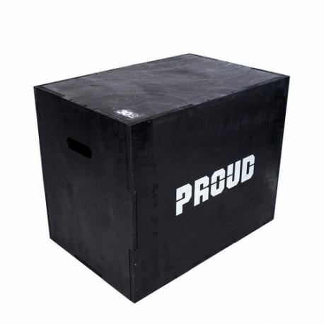 Бокс плиометрический PROUD (BLACK)