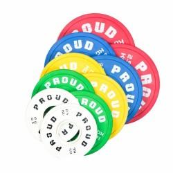 Набор олимпийских дисков PROUD COMPETITION - SMALL