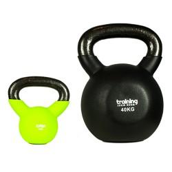 Гиря для фитнеса TSR FITNESS PREMIUM (4-40 кг)