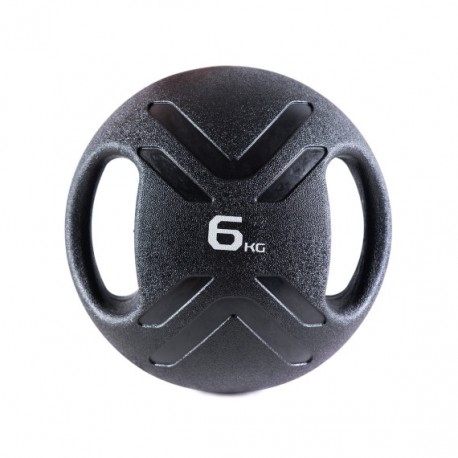 Медбол MULTI GRIP MEDBALL BLACK