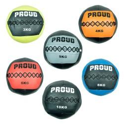 Медбол PROUD (медицинский мяч)